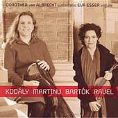 Iberischer Klangzauber - Kodály Martinu Bartók Ravel